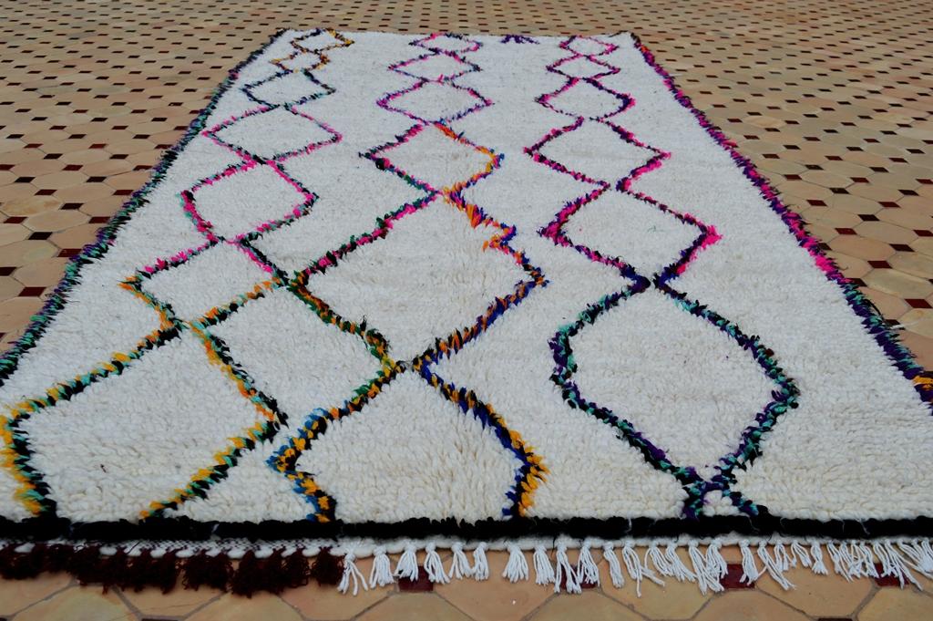 woolen azilal rugs