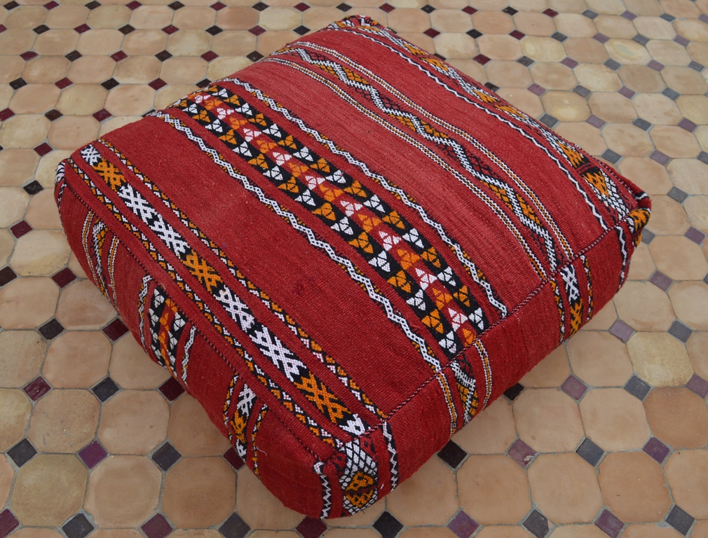 moroccan floor pillow