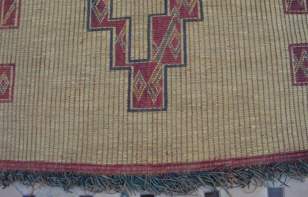 Tuareg mat