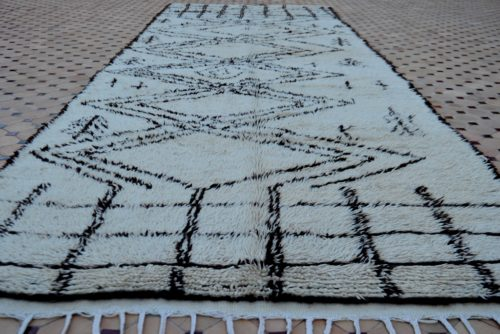 azilal carpet in Moroccan