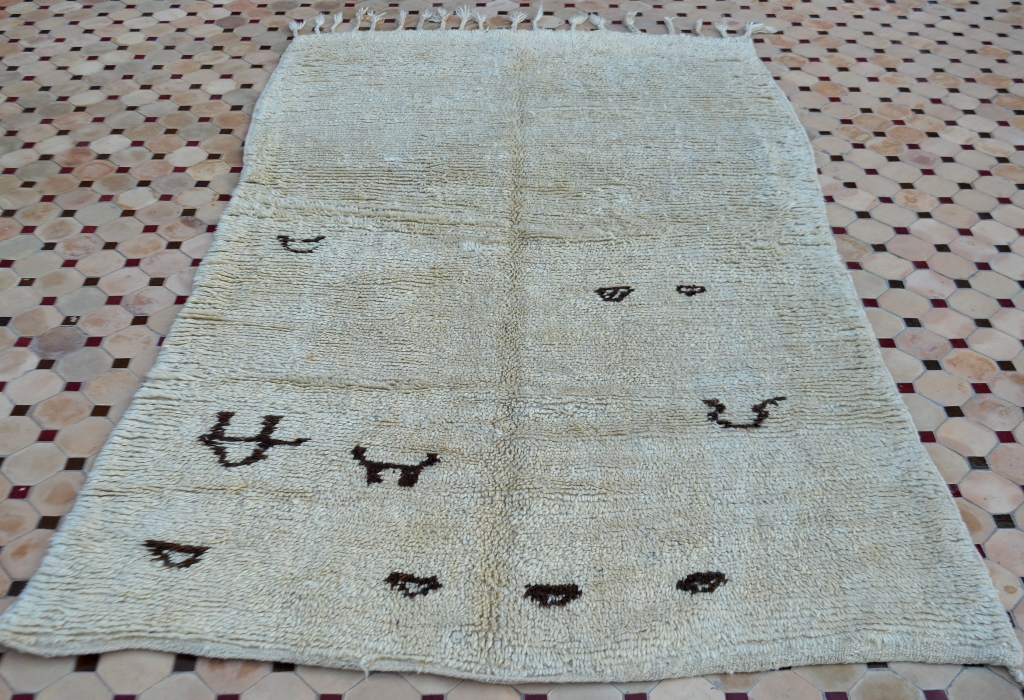 Morocco azilal carpet