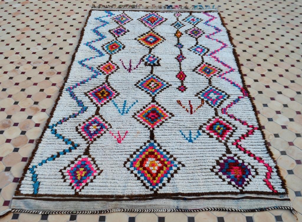 vintage Ourika carpet