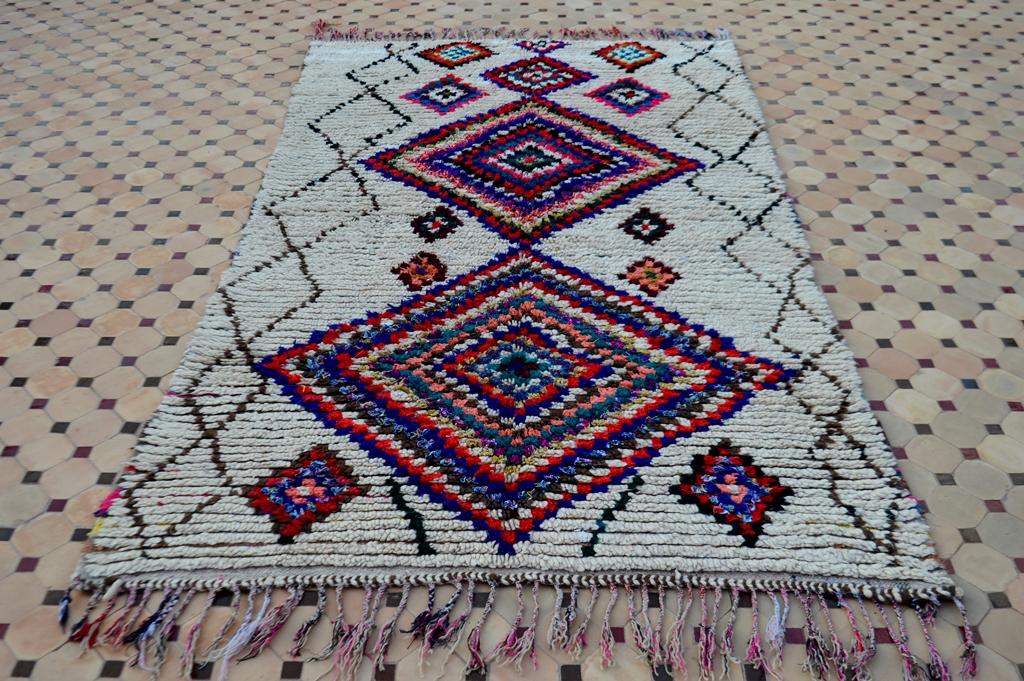 azilal wool carpets
