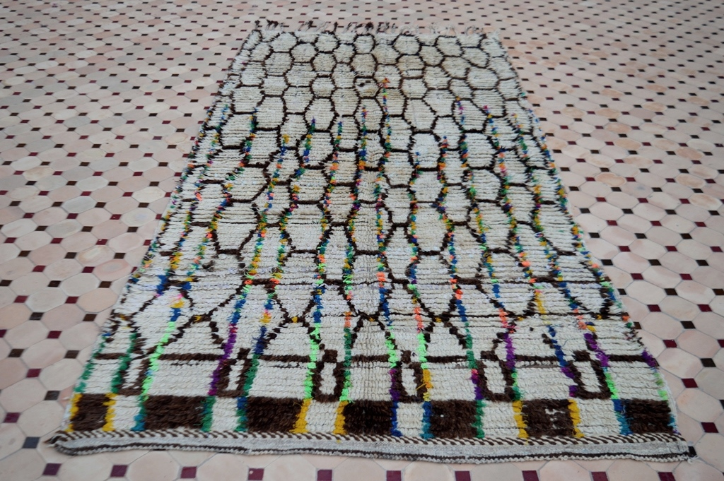 vintage azilal carpet & rugs