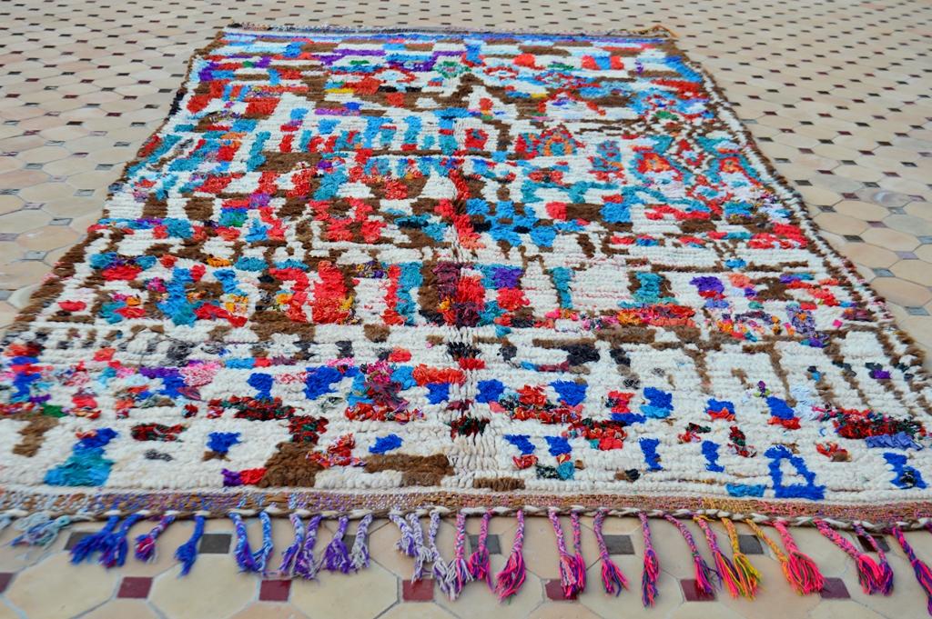 azilal flatweave carpet