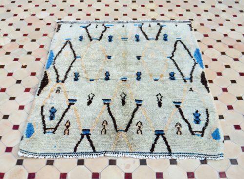 azilal cotton carpet