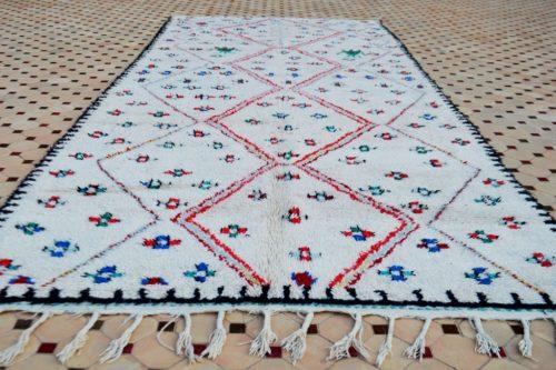 Azilal Morocco carpet