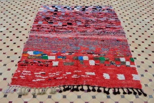 azilal carpet design