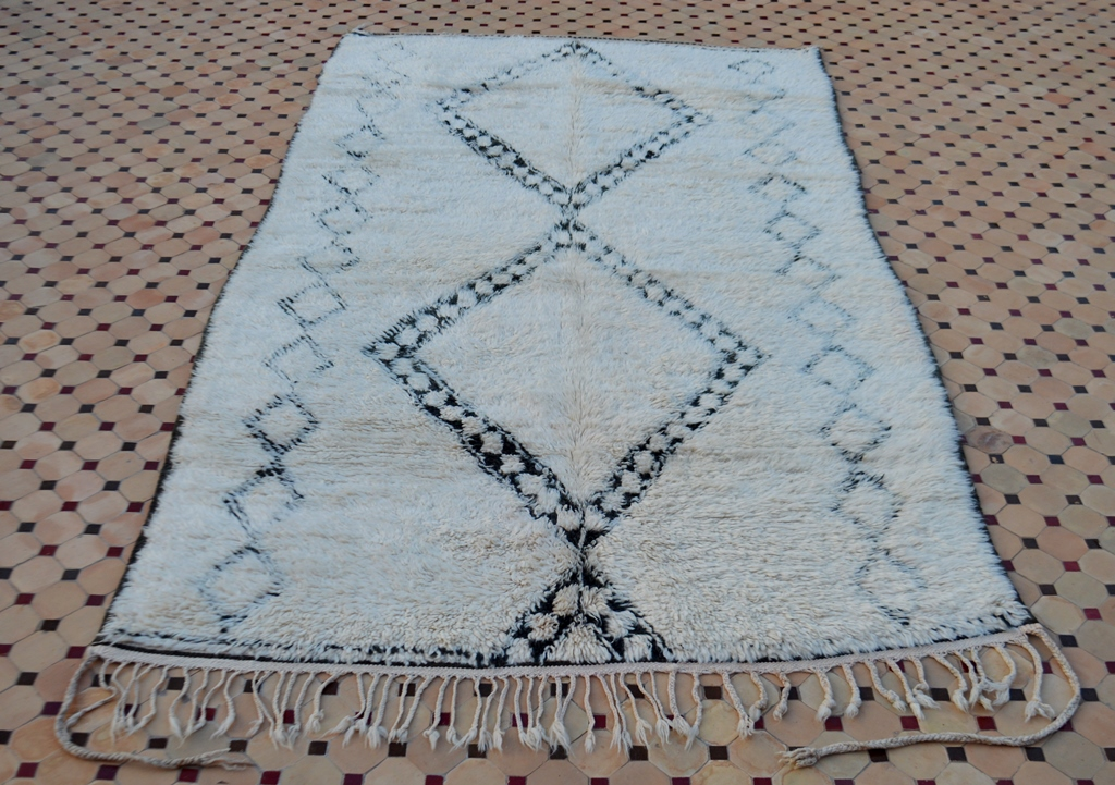 beni ouarain rugs with latest designs