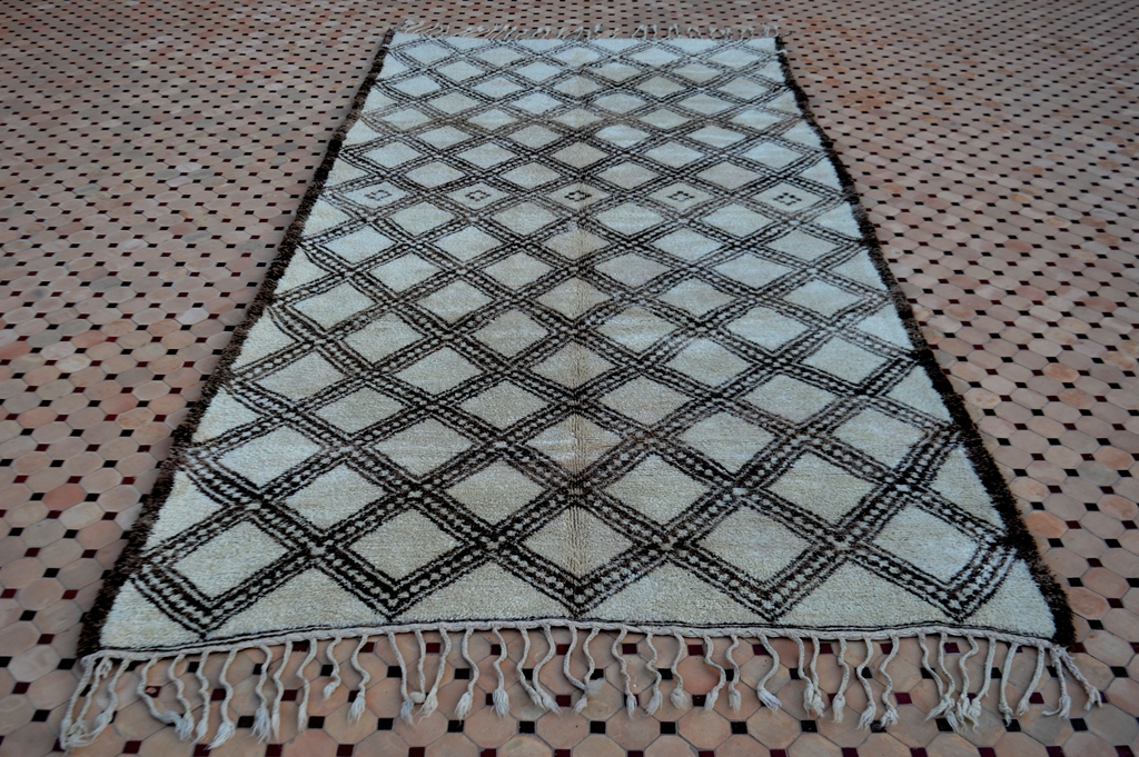 Beautiful Beni ouarain Rugs