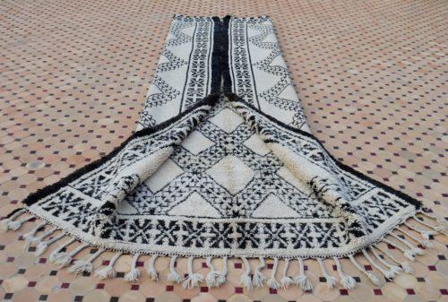 Beni Ouarain rugs latest design