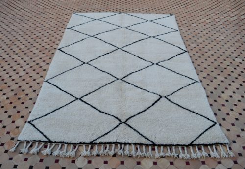 beni ouarain rugs top wool quality