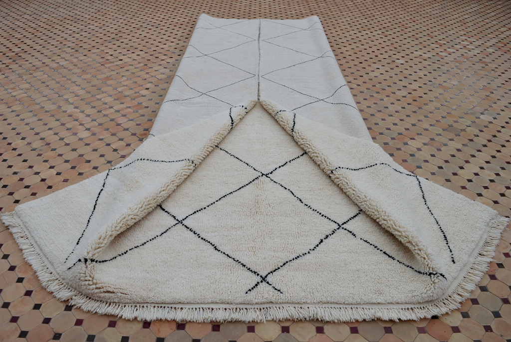 beni ouarain rugs & carpets