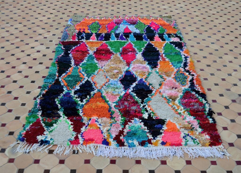 boucherouite handmade rugs