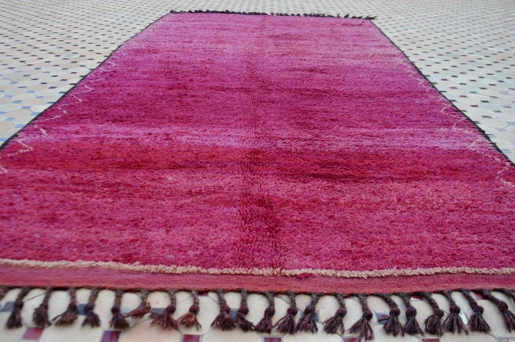 Morocco chichaoua carpet