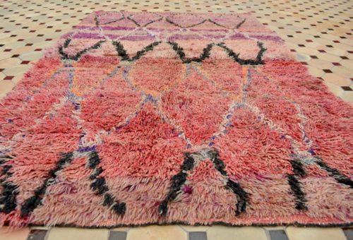 Talsint Carpet in Moroccan