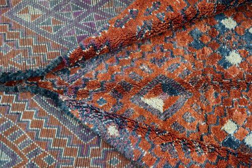 zayane carpet in Moroccan