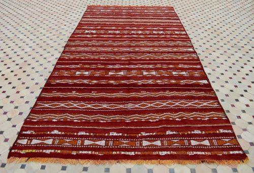 handmade zemmour kilim