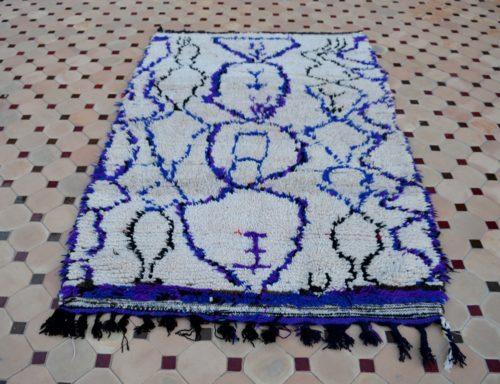 flatweave azilal carpet