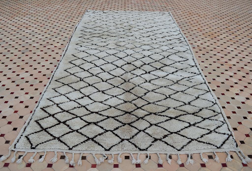 vintage Azilal carpet