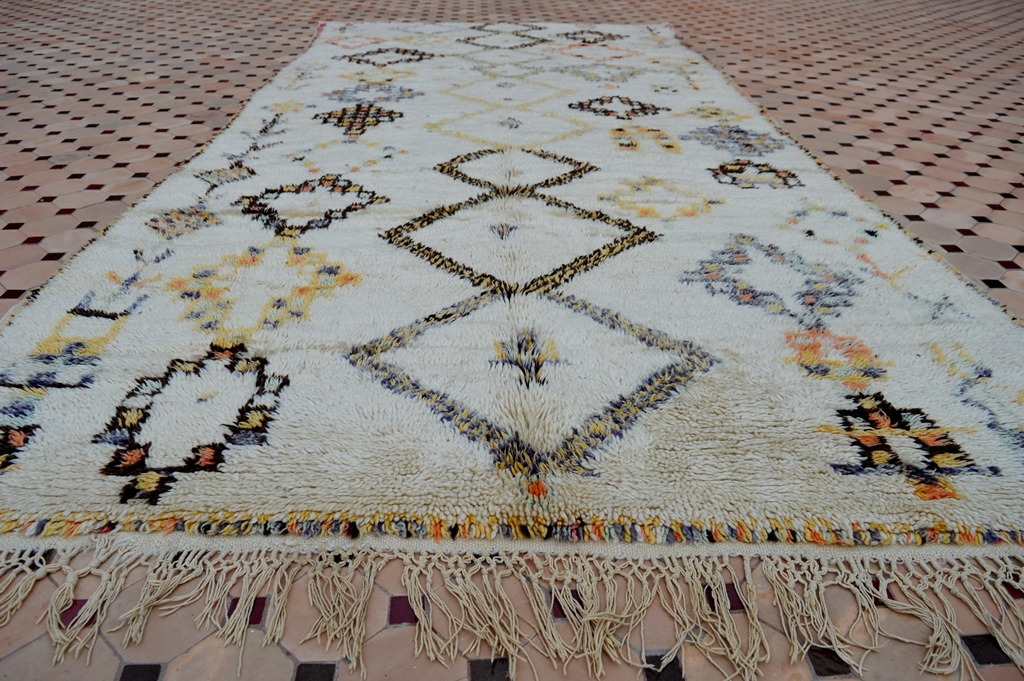 vintage Azilal rugs