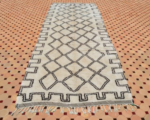 vintage azilal carpets in Moroccan
