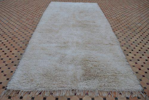 beni ouarain woollen carpet