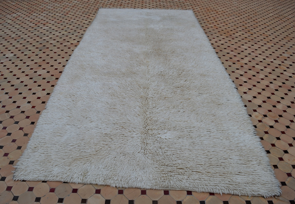 handmade Beni Ouarain rugs