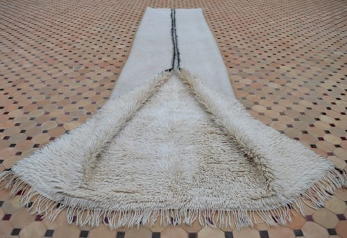 beni ouarain natural carpet