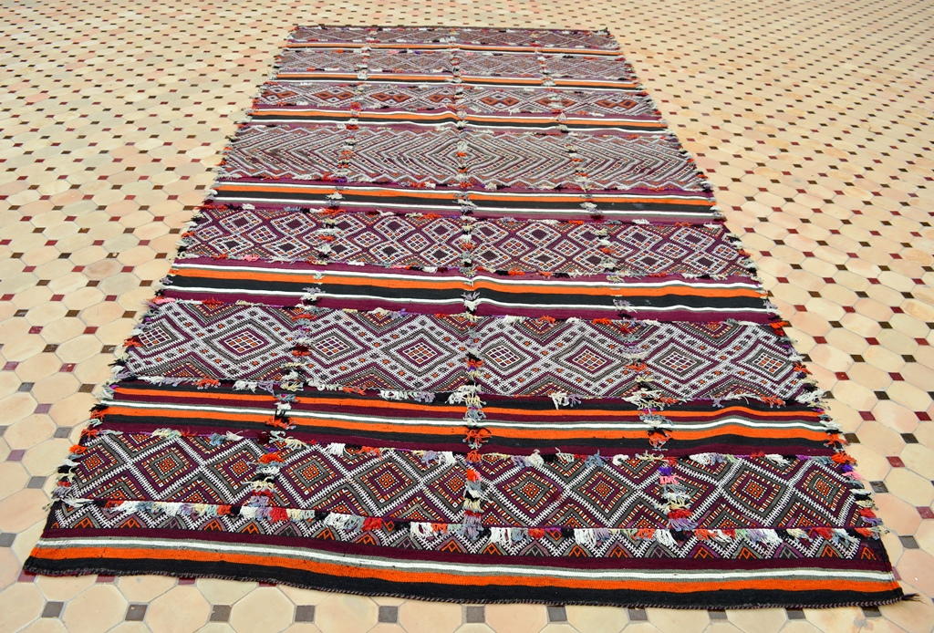 Zayane kilim new design