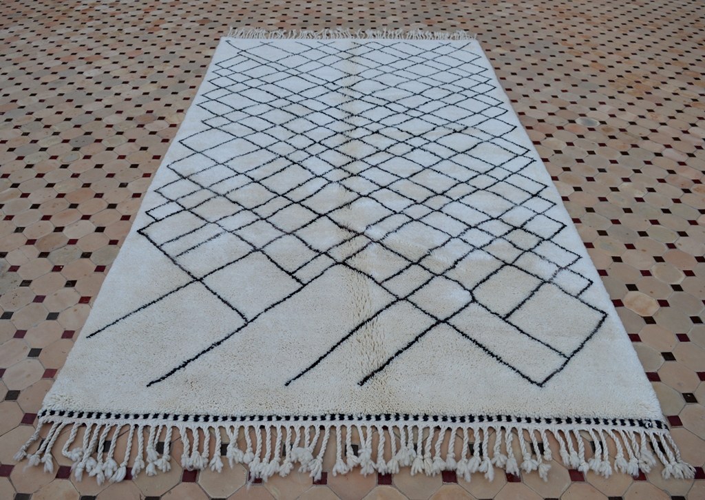 Beautiful Beni Mrirt Rugs