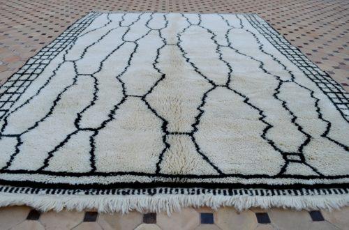 beni mrirt carpets in profoundly patterned