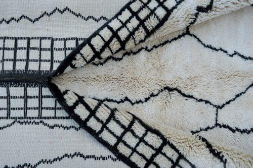 beni mrirt carpet in profoundly patterned