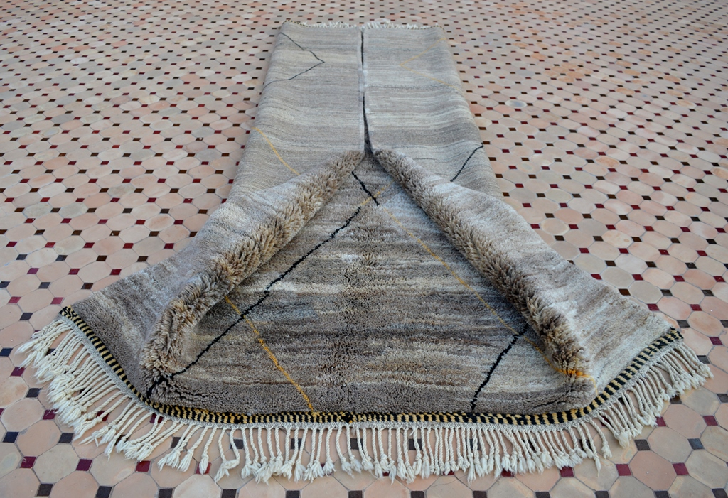Beni Mrirt carpet flatweave