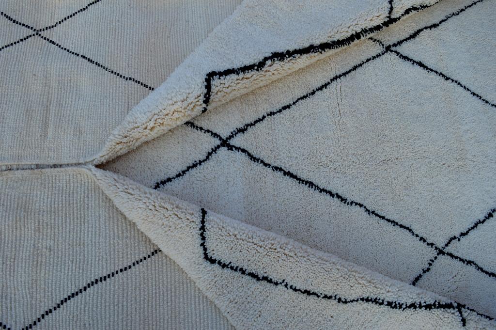 Beni Ourain Carpet