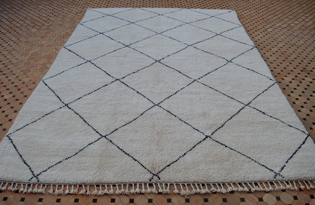 Beni Ouarain Carpet Latest design
