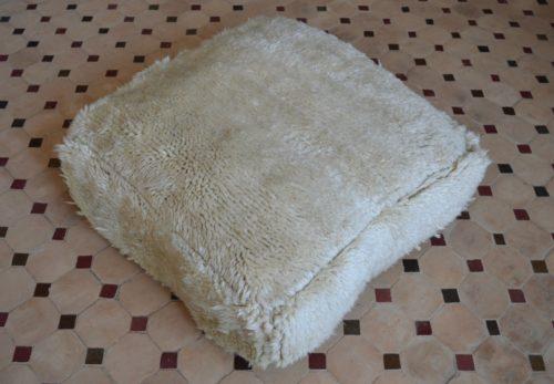 Beni Ouarain floor pillow design