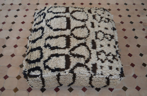 Azilal floor pillow