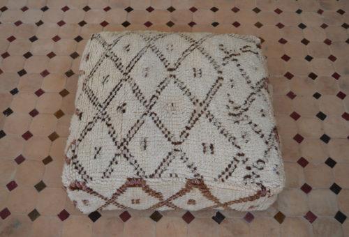 Beni Ouarain Floor Pillow