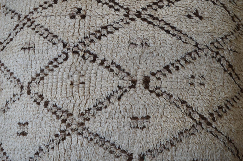 beni ourain floor pillow