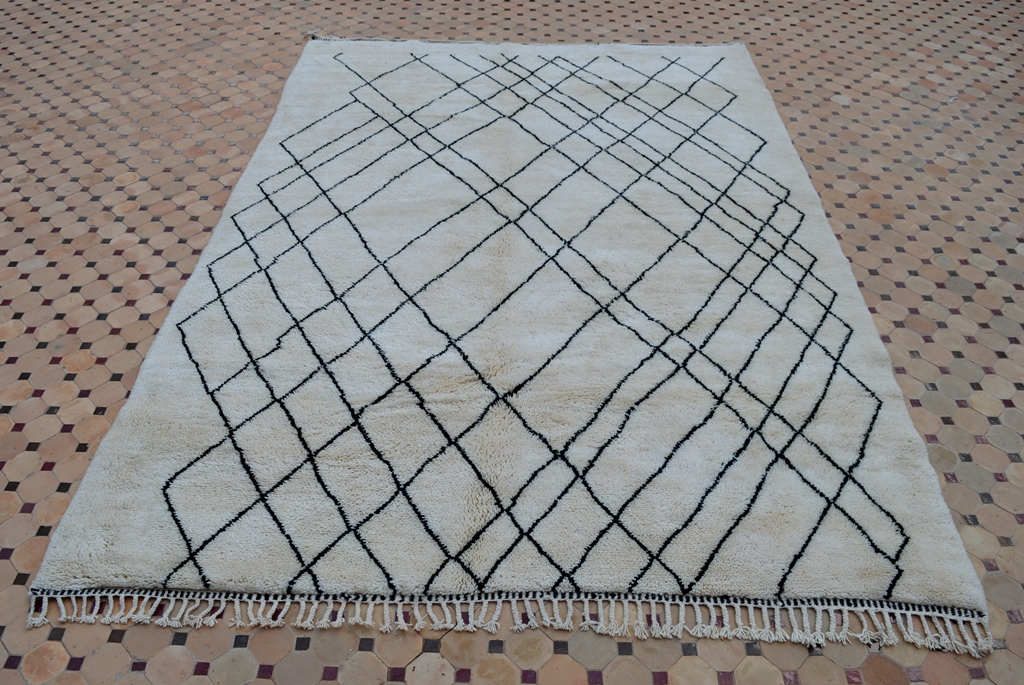 Beni Mrirt Carpet