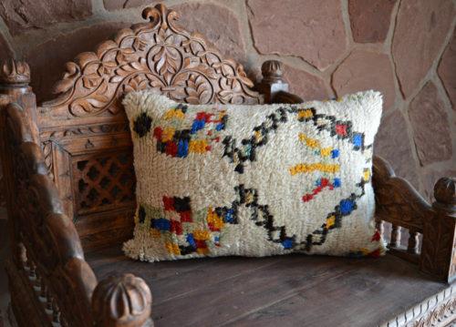 Azilal cushion