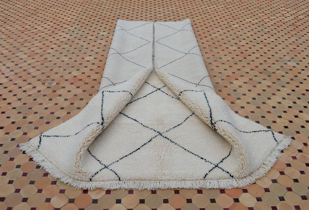 Beni Ouarain rug