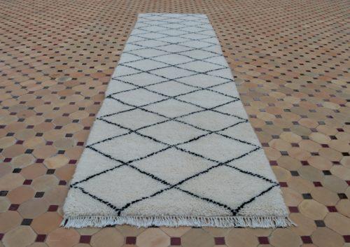 beni ouarain carpet runner