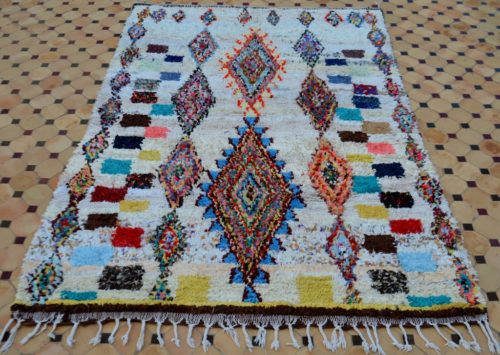 Boucheoruite Carpet
