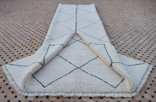 Contemporary Beni Ouarain rug