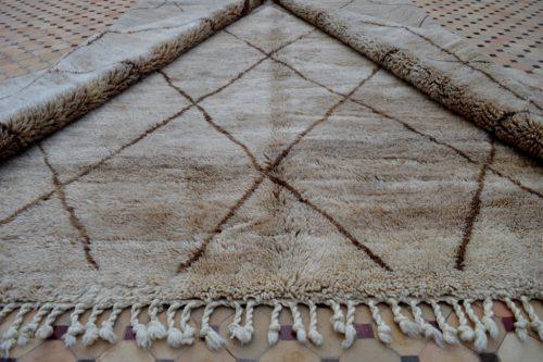 contemporary Beni Mrirt Carpet