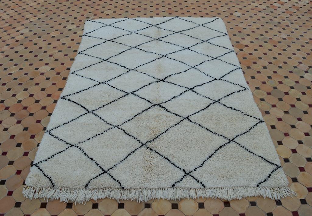 beni ouarain carpet